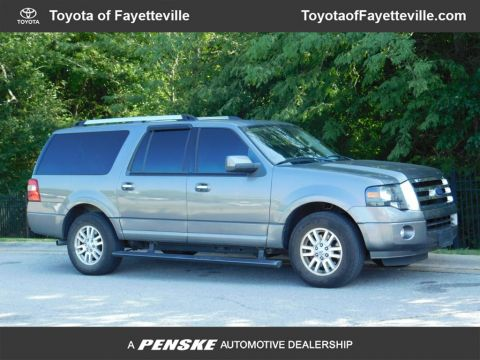 Pre-Owned 2012 Ford Expedition EL 2WD 4dr Limited