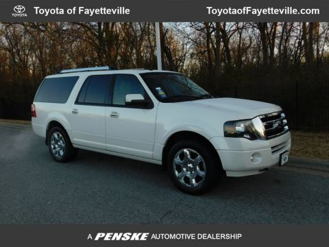 Pre-Owned 2014 Ford Expedition EL 4WD 4dr Limited
