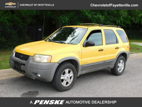 "Pre-Owned 2001 Ford Escape 4dr 103"" WB XLT 4WD"