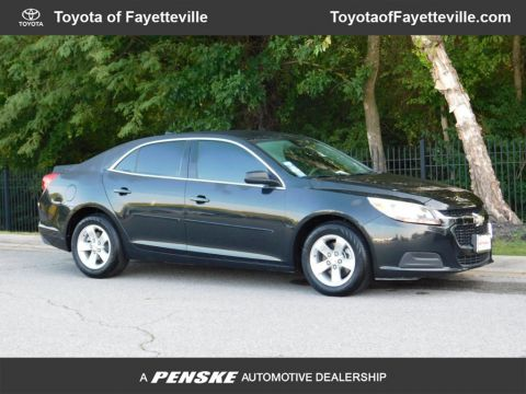 Pre-Owned 2014 Chevrolet Malibu 4dr Sedan LS w/1LS