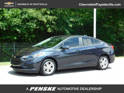 Pre-Owned 2016 Chevrolet CRUZE 4dr Sedan Automatic LT