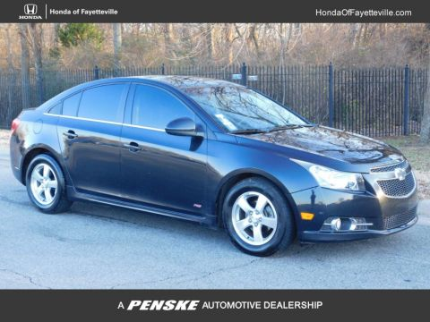 Pre-Owned 2014 Chevrolet CRUZE 4dr Sedan Automatic 1LT