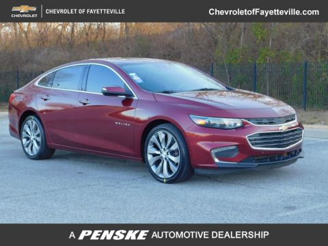 Pre-Owned 2016 Chevrolet Malibu 4dr Sedan Premier w/2LZ