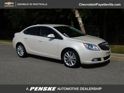 Pre-Owned 2016 Buick Verano 4dr Sedan Convenience Group