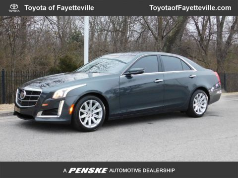 Pre-Owned 2014 Cadillac CTS Sedan 4dr Sedan 2.0L Turbo RWD