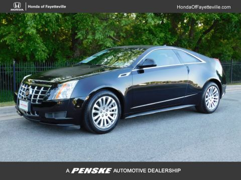 Pre-Owned 2013 Cadillac CTS Coupe 2dr Coupe RWD