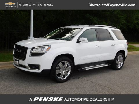 Pre-Owned 2017 GMC Acadia Limited FWD 4dr Limited