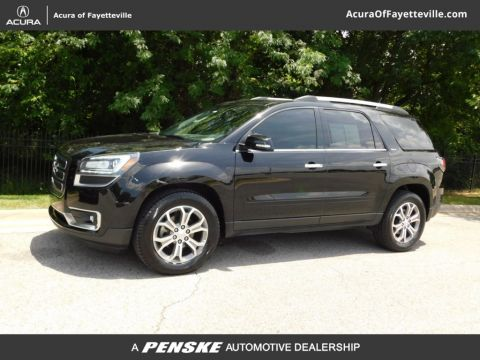 Pre-Owned 2016 GMC Acadia FWD 4dr SLT w/SLT-2