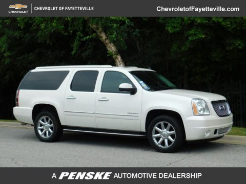 Pre-Owned 2014 GMC Yukon XL AWD 4dr Denali