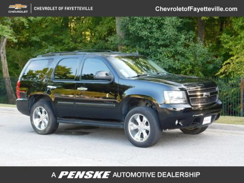Pre-Owned 2007 Chevrolet Tahoe 2WD 4dr 1500 LTZ