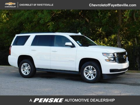 Pre-Owned 2015 Chevrolet Tahoe 4WD 4dr LS