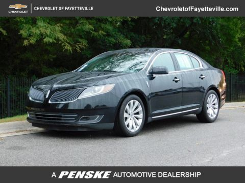 Pre-Owned 2016 Lincoln MKS 4dr Sedan 3.7L FWD