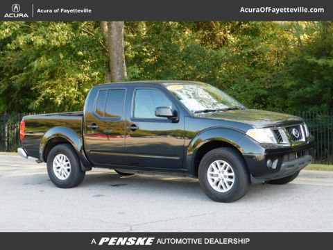Pre-Owned 2019 Nissan Frontier Crew Cab 4x2 SV Automatic