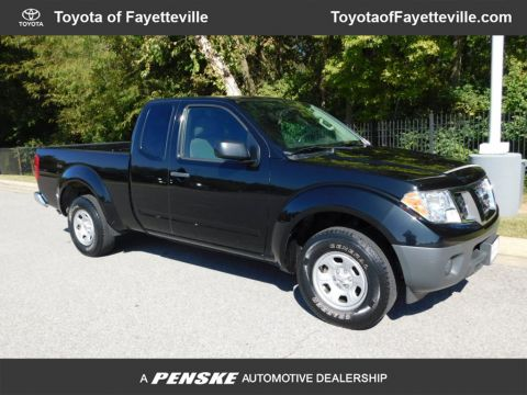 Pre-Owned 2016 Nissan Frontier 2WD King Cab I4 Automatic S