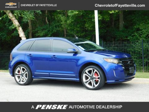Pre-Owned 2013 Ford Edge 4dr Sport AWD