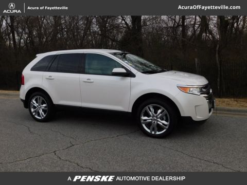 Pre-Owned 2013 Ford Edge 4dr SEL AWD