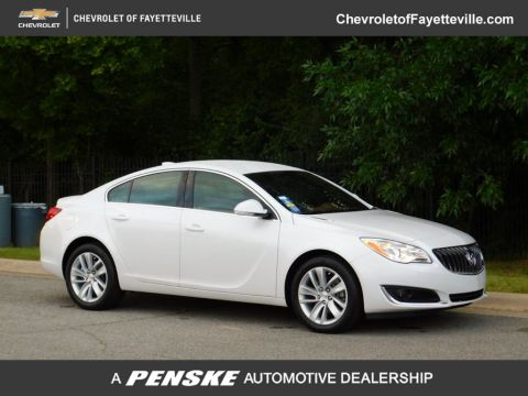Pre-Owned 2016 Buick Regal 4dr Sedan Turbo FWD