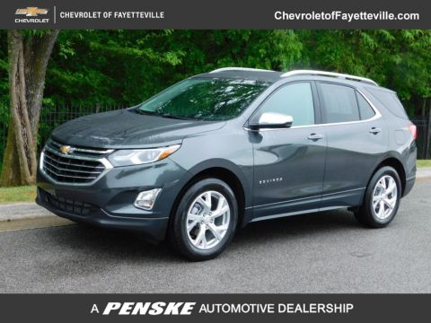 Pre-Owned 2019 Chevrolet Equinox AWD 4dr Premier w/1LZ