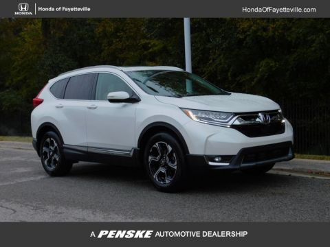 Pre-Owned 2018 Honda CR-V Touring 2WD