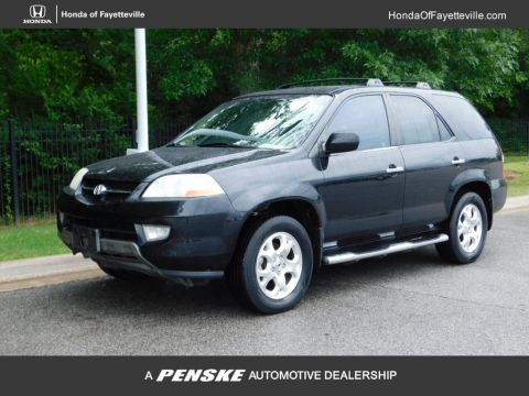 Pre-Owned 2001 Acura MDX 4dr SUV Touring Pkg w/Navigation