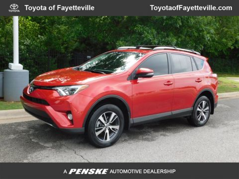 Pre-Owned 2016 Toyota RAV4 AWD 4dr XLE
