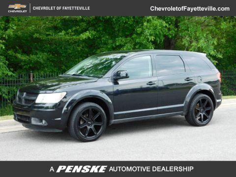 Pre-Owned 2009 Dodge Journey AWD 4dr SXT