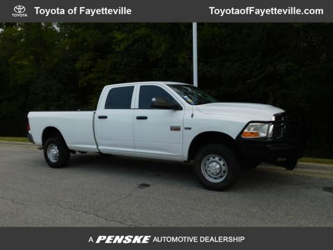 "Pre-Owned 2010 Dodge Ram 2500 4WD Crew Cab 169"" SLT"