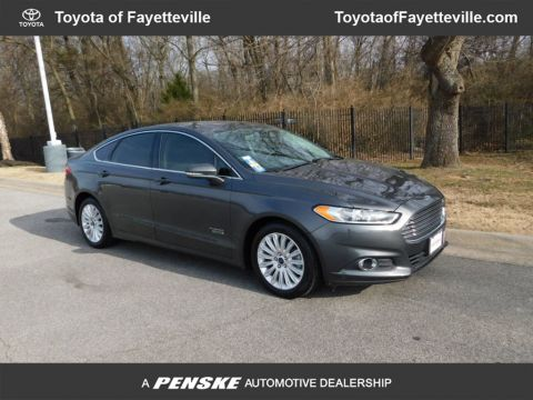 Pre-Owned 2015 Ford Fusion Energi 4dr Sedan SE Luxury