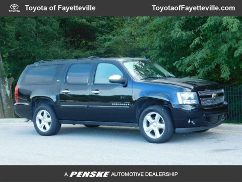 Pre-Owned 2008 Chevrolet Suburban 4WD 4dr 1500 LTZ