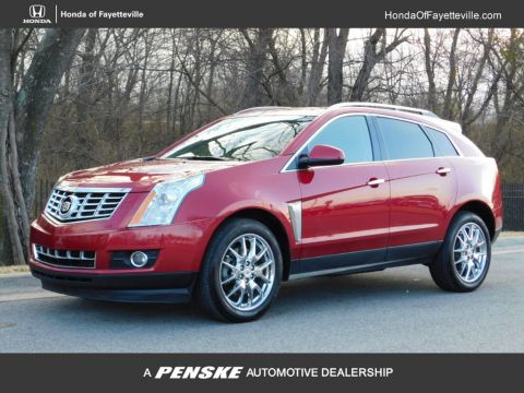 Pre-Owned 2014 Cadillac SRX FWD 4dr Performance Collection