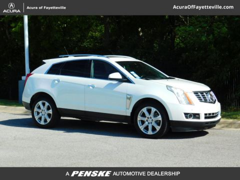 Pre-Owned 2015 Cadillac SRX AWD 4dr Premium Collection