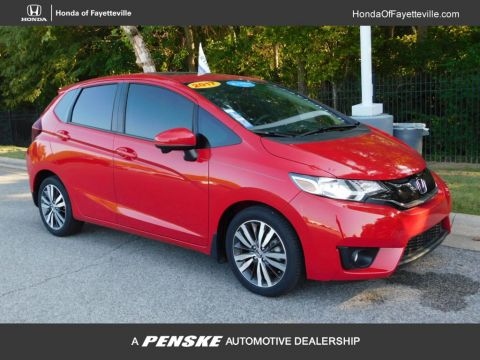 Pre-Owned 2017 Honda Fit EX CVT