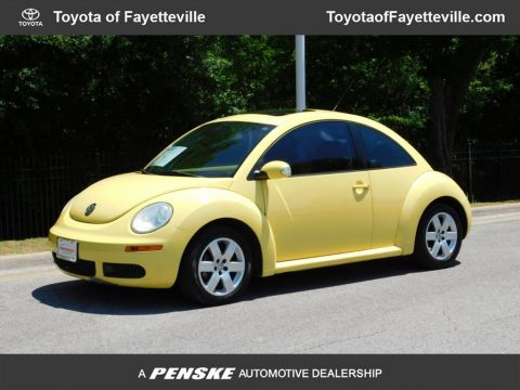 Pre-Owned 2007 Volkswagen New Beetle Coupe 2dr Automatic