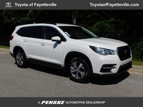 Pre-Owned 2019 Subaru Ascent 2.4T Premium 7-Passenger