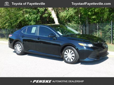 Pre-Owned 2018 Toyota Camry LE Automatic