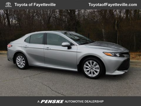 Pre-Owned 2019 Toyota Camry LE Automatic