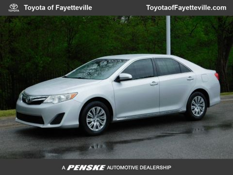 Pre-Owned 2014 Toyota Camry 4dr Sedan I4 Automatic LE