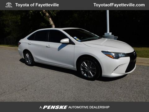 Pre-Owned 2015 Toyota Camry 4dr Sedan I4 Automatic XLE