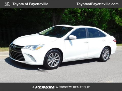 Pre-Owned 2016 Toyota Camry 4dr Sedan V6 Automatic XLE