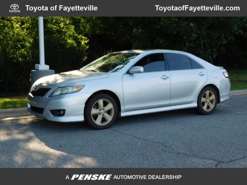 Pre-Owned 2011 Toyota Camry 4dr Sedan V6 Automatic LE