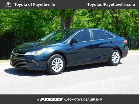 Pre-Owned 2016 Toyota Camry 4dr Sedan I4 Automatic LE