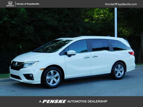 Pre-Owned 2018 Honda Odyssey EX-L w/Navi/RES Automatic