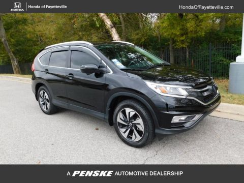 Pre-Owned 2016 Honda CR-V 2WD 5dr Touring