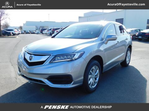 Pre-Owned 2018 Acura RDX FWD w/Technology Pkg