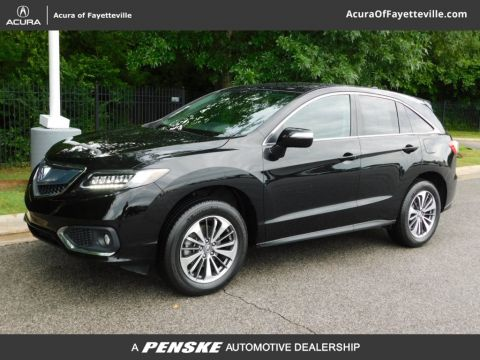 Pre-Owned 2017 Acura RDX FWD Advance Pkg