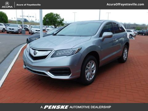 New Acura RDX Inventory Acura Of Fayetteville - Acura rdx deals