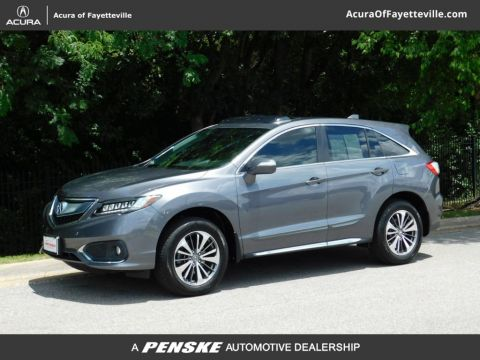 Pre-Owned 2017 Acura RDX AWD Advance Pkg