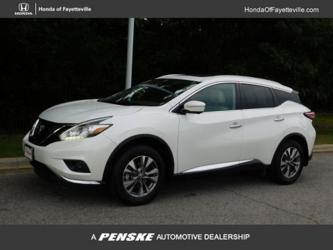 Pre-Owned 2015 Nissan Murano 2WD 4dr SL