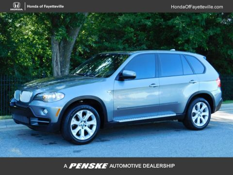 Pre-Owned 2010 BMW X5 48i