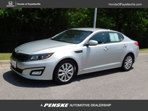 Pre-Owned 2014 Kia Optima 4dr Sedan EX